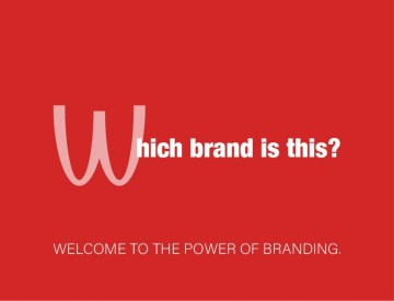 Brand your business - it's time