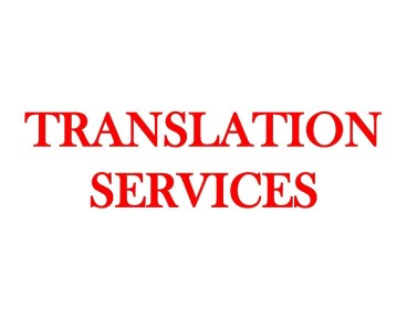 Written Translation Services (from & to Russian language)