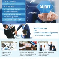 Statutory Audits - Starting Fee AED 1,000 for SMEs