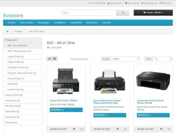 FOR SALE - Ecommerce Computer Store [ Ready to Launch]