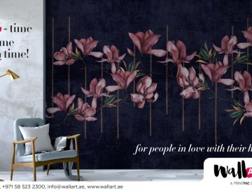 Bespoke wallpaper for your interiors