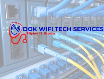 IT Support Maintenance Services & Network Structured Cabling