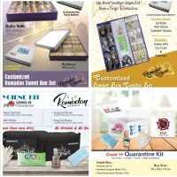 Ramadan /Eid  Corporate Gifts / Hygiene Kits