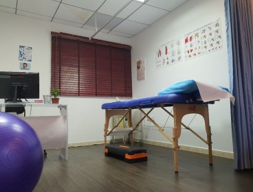 Physiotherapy Session