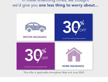 Motor and Household Insurance Offers