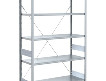 Boltless Shelving starter bay - Made in Germany - 5 Year Warranty