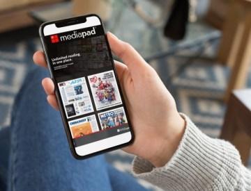 Digital Newspapers & Magazines