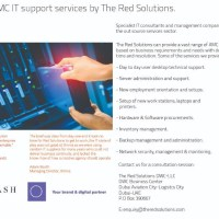 AMC IT support solutions - 1st Month Free and discounted cost