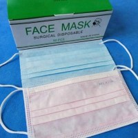Disposable face masks, hand gels and respirators