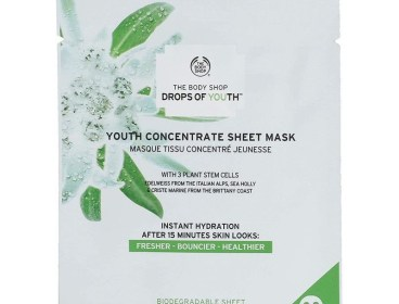 The Body Shop Drops of Youth™ Youth Concentrate Sheet Mask 21ml