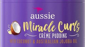 Aussie Creme Pudding Miracle Curls Jar 225ml