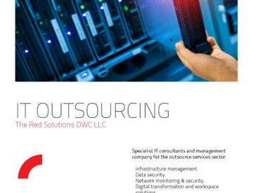 IT Outsourcing services - Free 1 months support