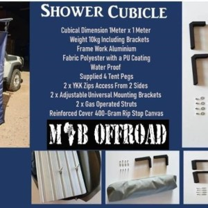 Bakkie Shower
