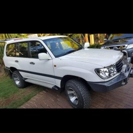 1998 Toyota Land Cruiser GX4.5