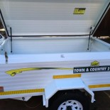 Town and Country 210 trailer for sale