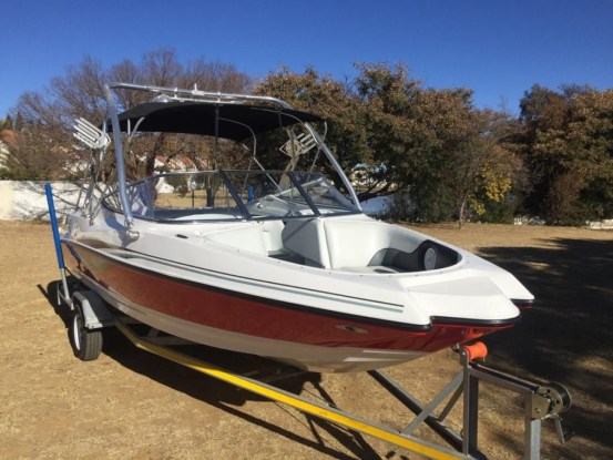 2010 Sensation  22 SXI with 5.0L V8 mpi Mercruiser Alpha-1 drive