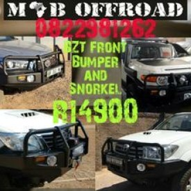 M&B Offroad High Performance offroad products