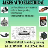 Jakes Auto Electrical