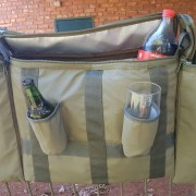 Cattle Rail Cooler Two pocket