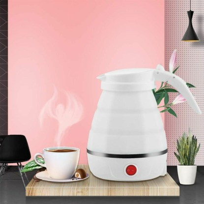 Travel Folding Electric Kettle