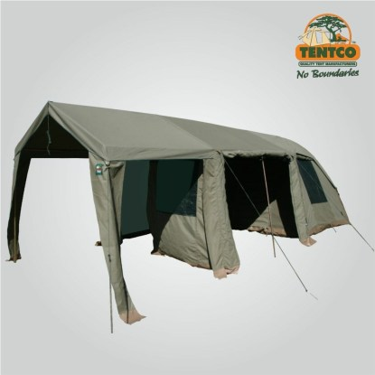 Tentco Senior Deluxe Tent + Extension