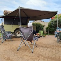 270 Awning. Mildsteel or Ssteel