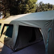 Canvas Camp Master Tent