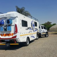 """One-of-a kind Iveco Daily 4x4 """"Mufasa"""" Luxury Motor home"""