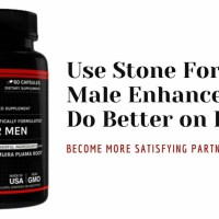 Is Stone Force Male Enhancement 100% Working? For Males