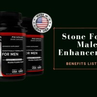 Benefits List of Stone Force Male Enhancement 2021