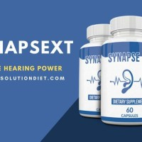 Order Synapsext Get Relieve From Tinnitus