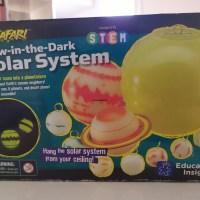 Sistema Solar (brilla en la oscuridad)