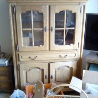 armoires bois massif