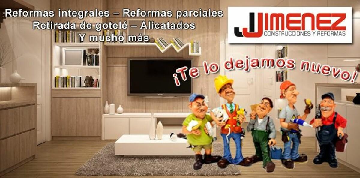 J. Jiménez Construcciones y Reformas