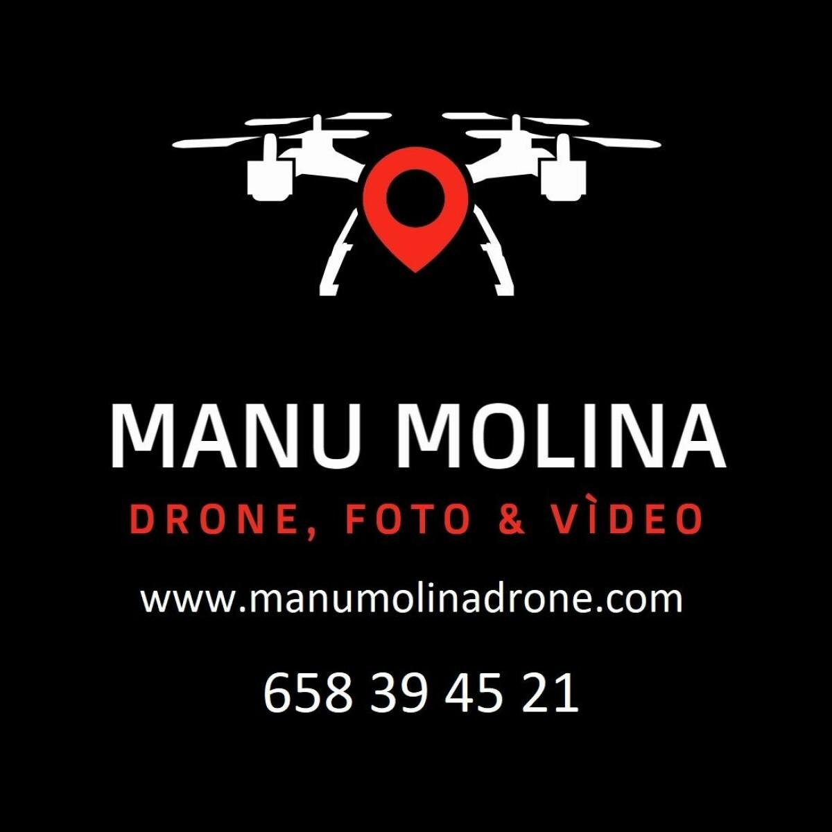 Manu Molina Drone