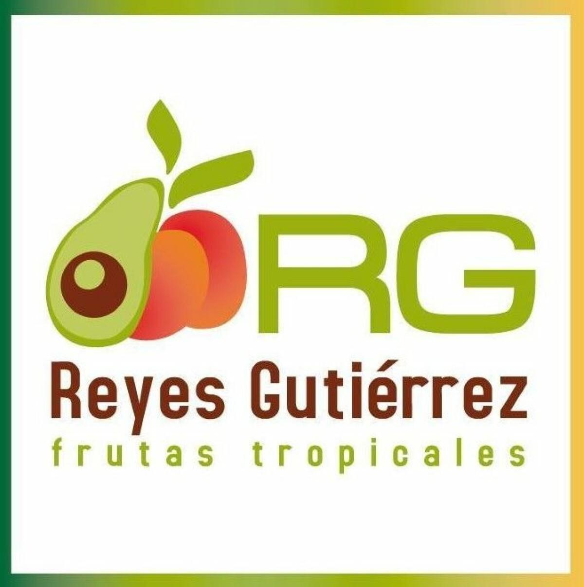 Reyes Gutiérrez, frutas tropicales