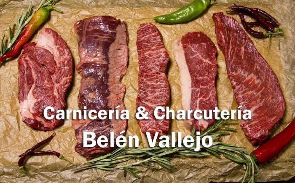 Carnicería y Charcutería Belén Vallejo
