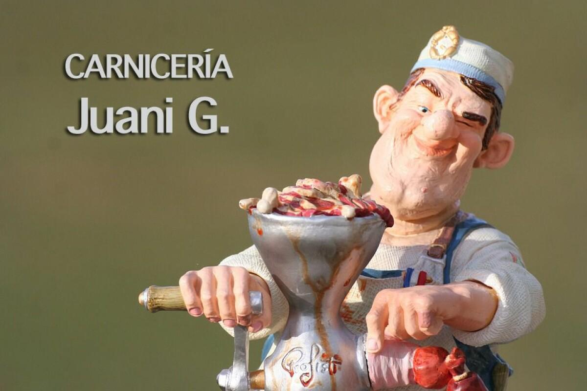 Carnicería Juani G