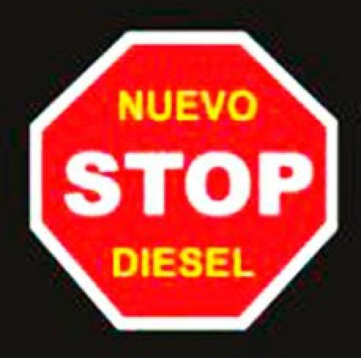 Nuevo Stop Diesel