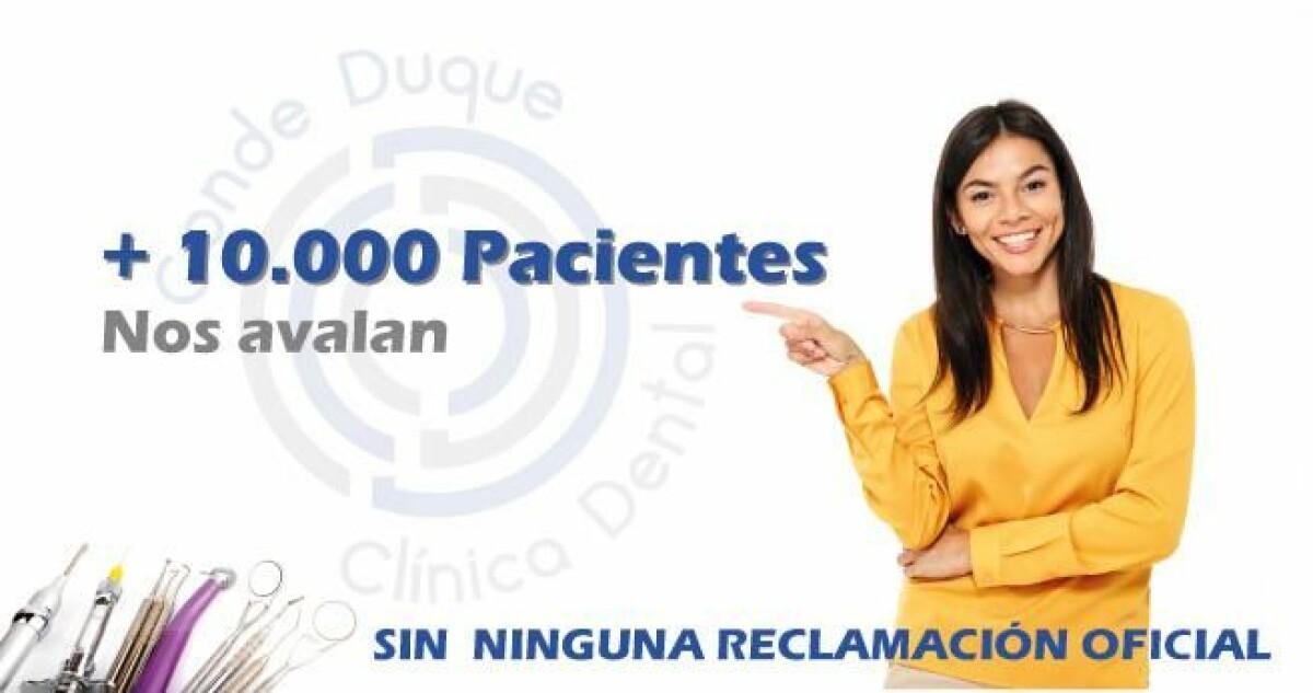 CLINICA DENTAL CONDE DUQUE