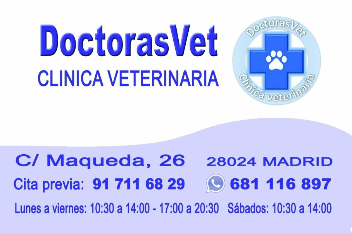 Doctoras Vet Clínica Veterinaria