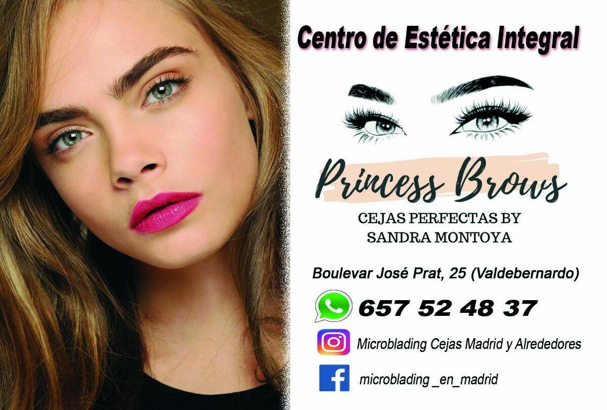 PRINCESS BROWS Centro de estética Integral.