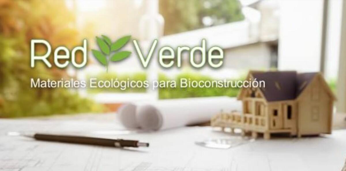 RED VERDE, materiales ecológicos para bioconstrucción