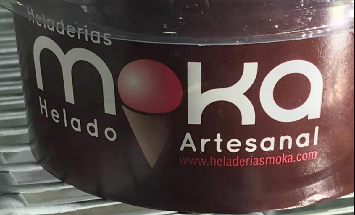 HELADERÍAS MOKA, verdadero helado artesanal