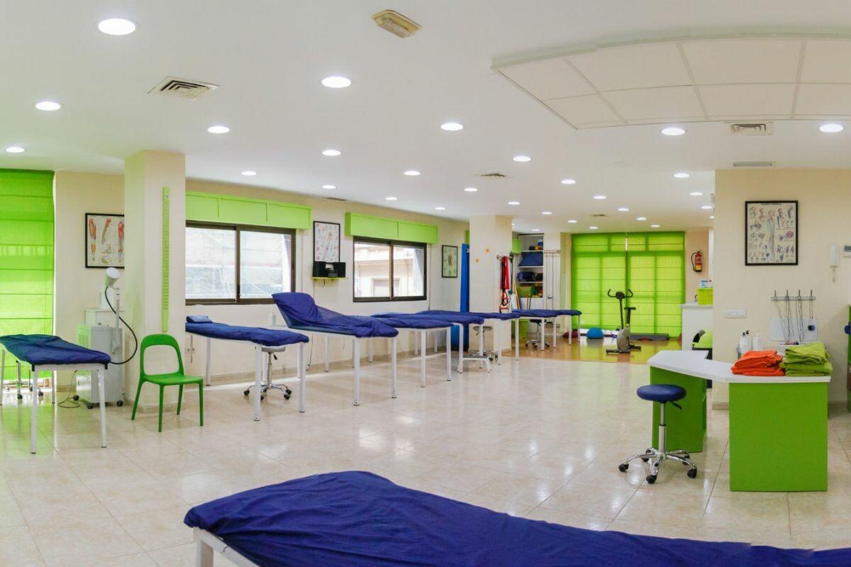 Centro de rehabilitación y traumatología Larios S.L.