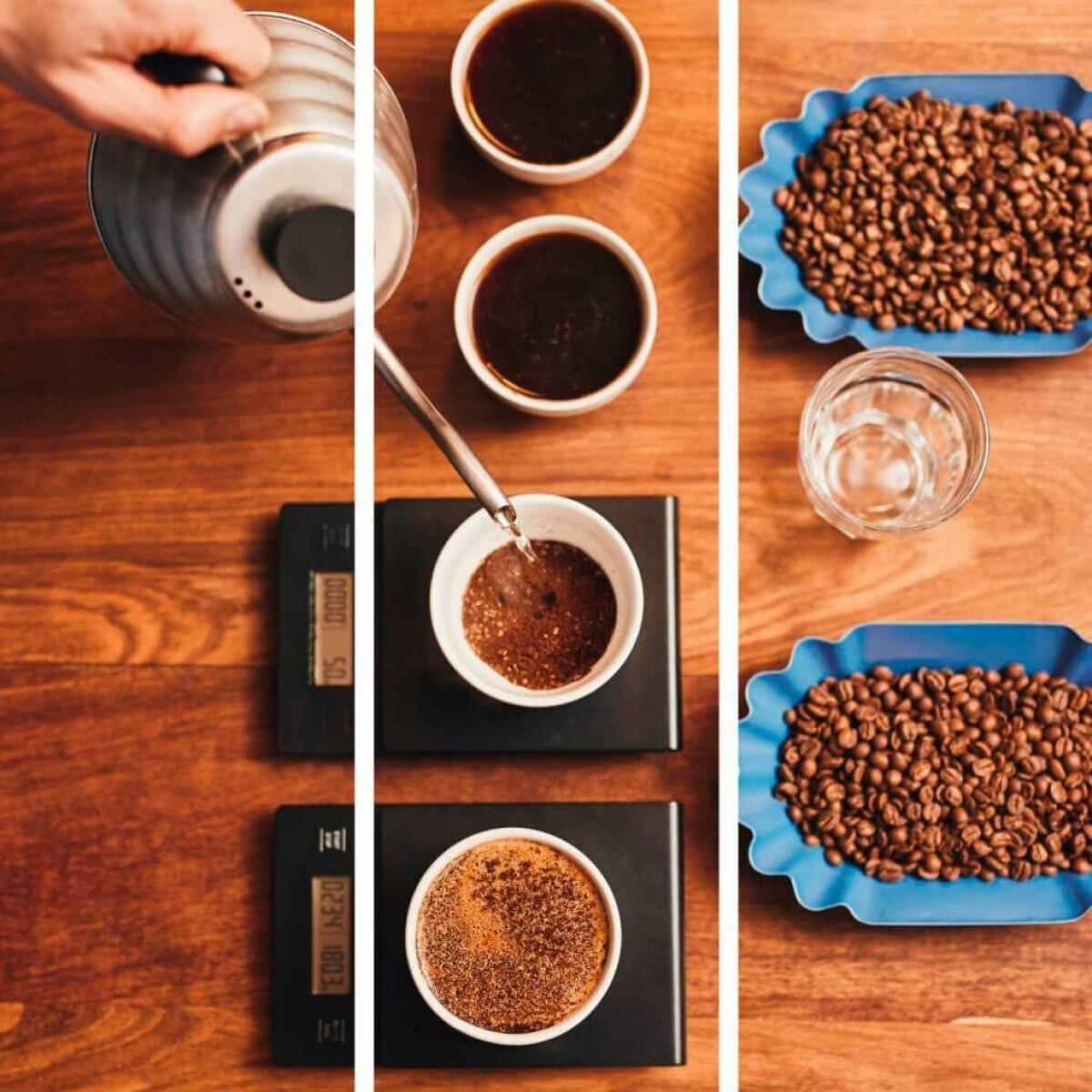 La Hacienda, microtostador de café