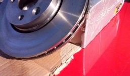 Discos de freno Nissan / Renault