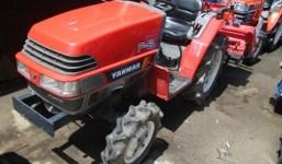 Mini Tractores agrícolas Japoneses de segunda mano
