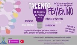 Talento Femenino -La Palma 2018