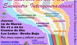 """Encuentro Intergeneracional """"La Mujer, ayer y hoy"""""""